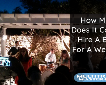 How Much Does It Cost To Hire A Band For A Wedding